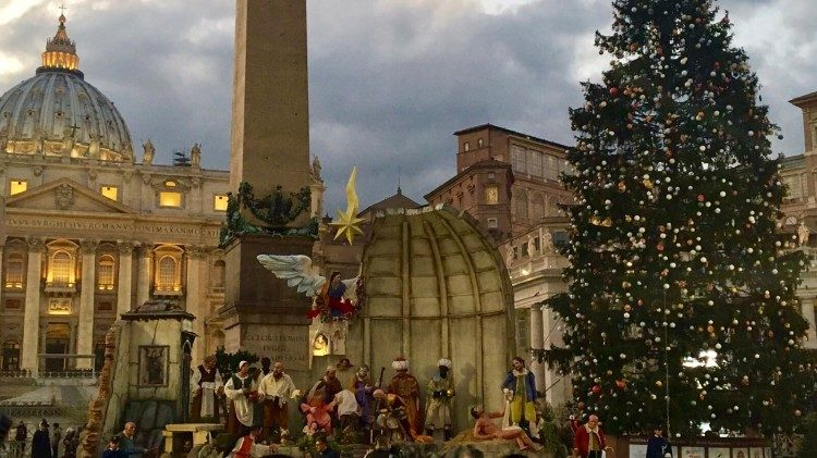 Vatican đã chọn cây thông Giáng Sinh cho năm 2019