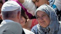 La amada y torturada Siria en el corazón del Papa Francisco