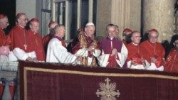 The election of Pope St John Paul II