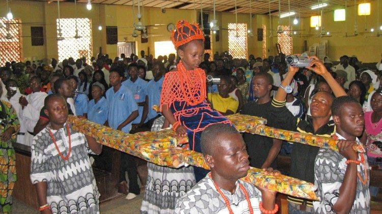Церковь Святого Августина, Бенин