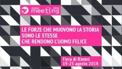 manifesto Rimini Meeting 2018