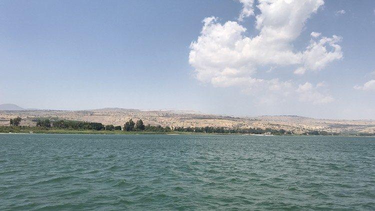 Lago de Tiberíades, Mar da Galileia