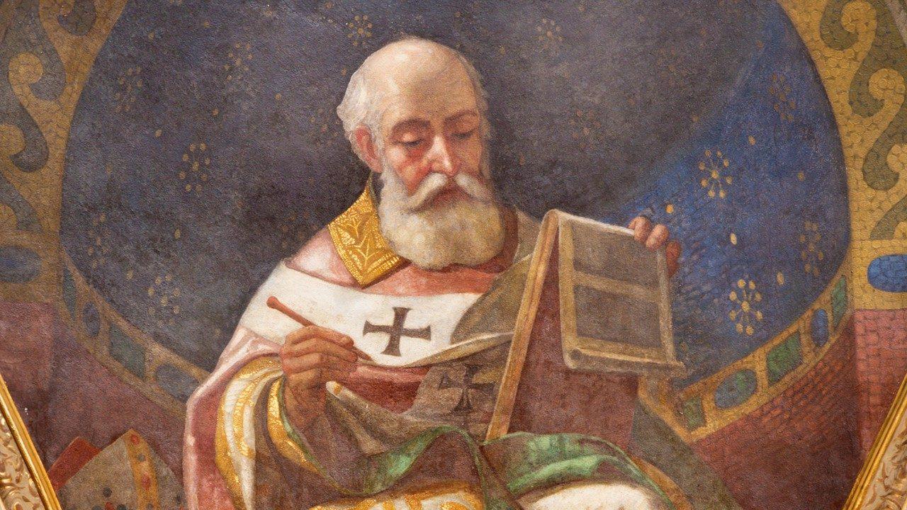 Il Papa: riscoprite la via dell'interiorità con Sant'Agostino