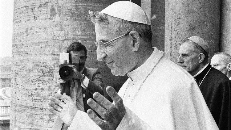 El Papa instituye la Fundación Vaticana Juan Pablo I