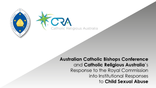 Church in Australia responds to the Royal Commission