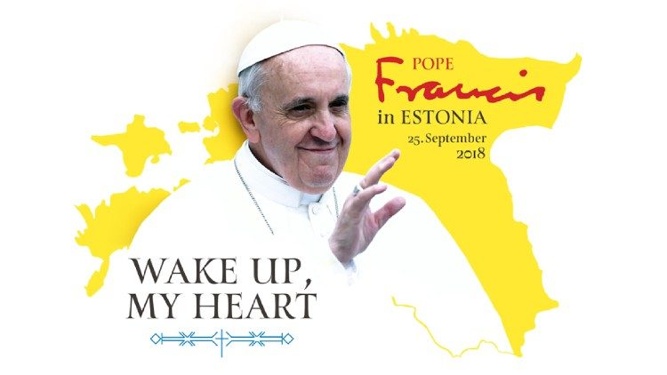 Pope Francis is scheduled to visit Tallin, Estonia on September 25.