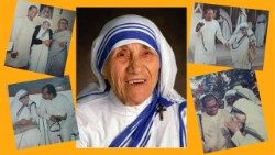 The memories of Fr. Cedric Prakash with Mother Teresa.