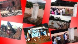 Anti-Christian violence in Kandhamal District of India's Odisha state in 2008.