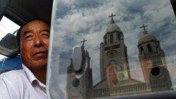 Sobre a Igreja Católica na China