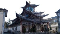 A Catholic Church in China