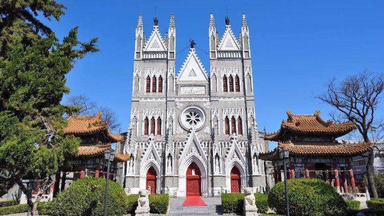 Tương quan giữa Tòa Thánh và Trung Quốc