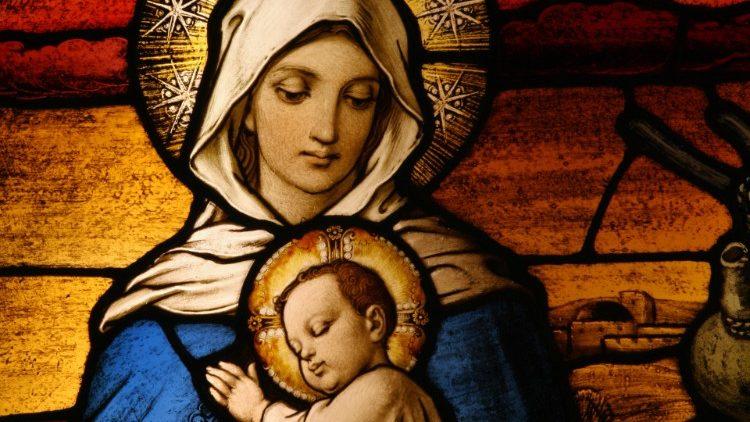 ¿Por qué temes? Ante la amenaza, ponernos en los brazos de María