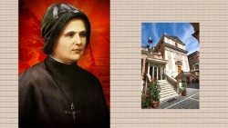 Blessed Clelia Merloni, Foundress of the Apostles of the Sacred Heart of Jesus