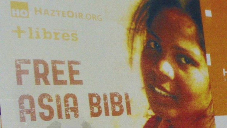 Pakistan's Supreme Court has acquitted Asia Bibi.