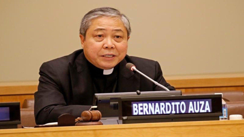 Đại diện Tòa Thánh tại LHQ kêu gọi giúp Phi châu