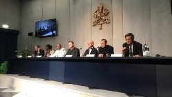 Synod of Bishops on Young People Monday Press Briefing