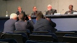 Wednesday Press Briefing Synod of Bishops