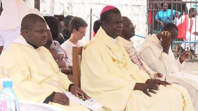 2018.10.24 CAMEROUN: MGR SAMUEL KLEDA (PHOTO ARCHIVE)