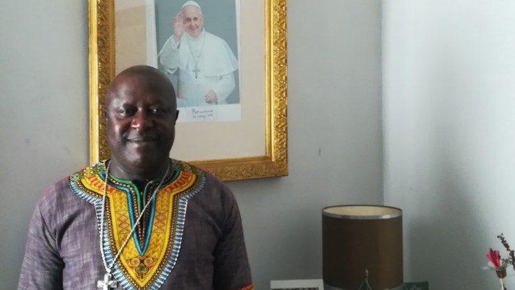 Padre Keylandio Abdulai Jaquité