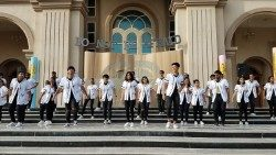 Catholic youth in Arabia reignite their faith, hope and love