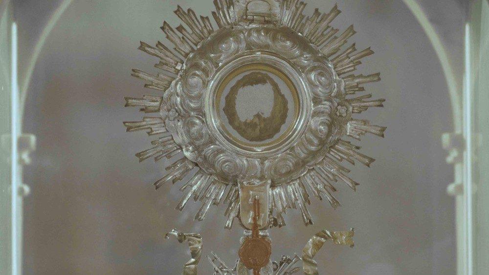 Le miracle eucharistique de Lanciano (Italie)