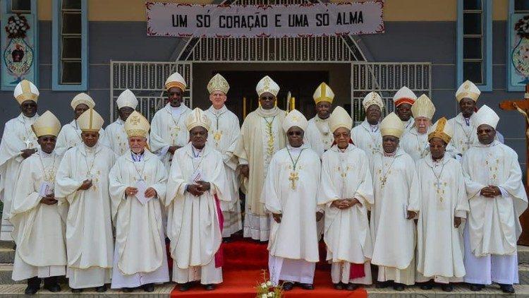 Các Giám mục Angola và São Tomé e Principe