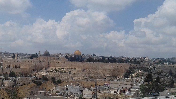 Gerusalemme: Spianata delle Moschee