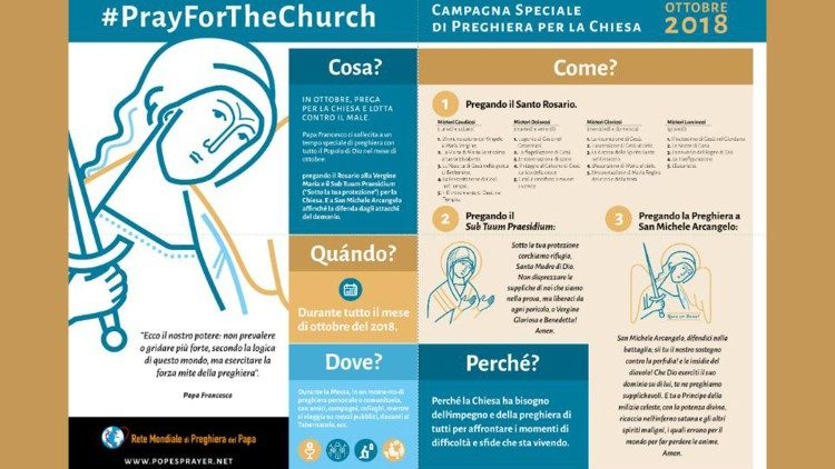 Pray For the Church
