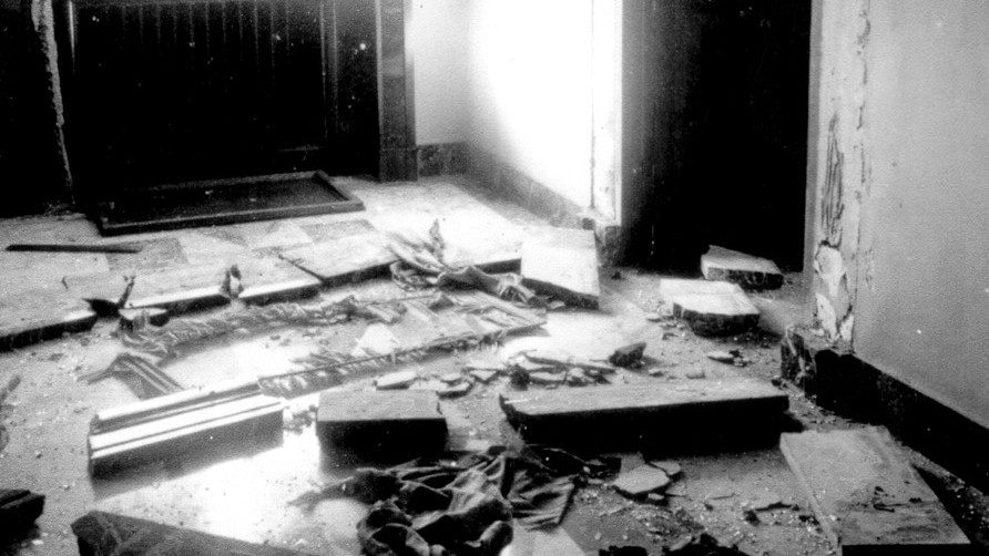 75th Anniversary Of The Bombing Of Vatican City State