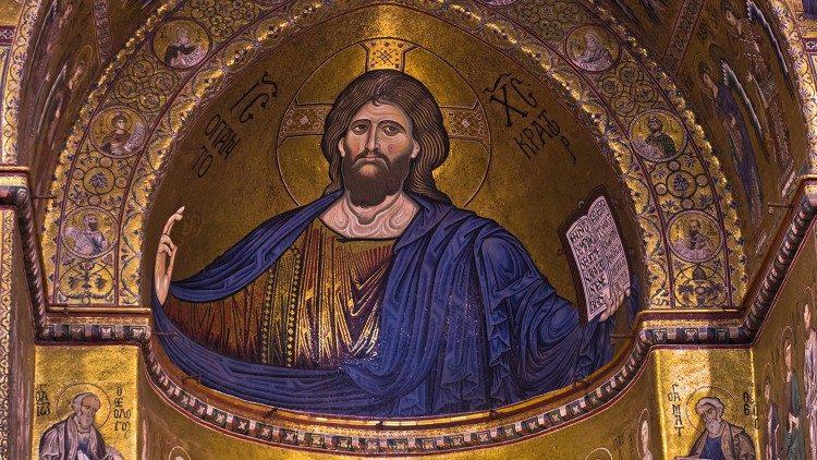 Krist Kralj svega stvorenoga, Pantokrator