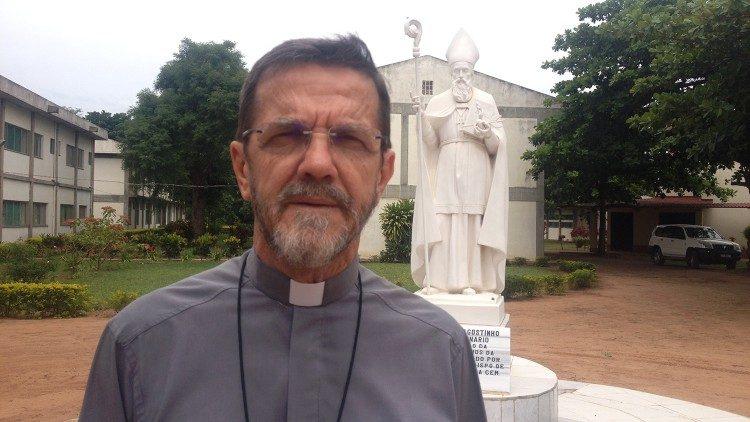 2018.11.09 Mons. Luiz Fernando Lisboa, vescovo di Pemba, Mozambico