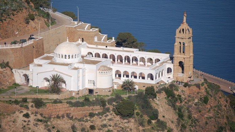Santuario di Notre-Dame de Santa Cruz a Orano, dove saranno beatificati i 19 martiri