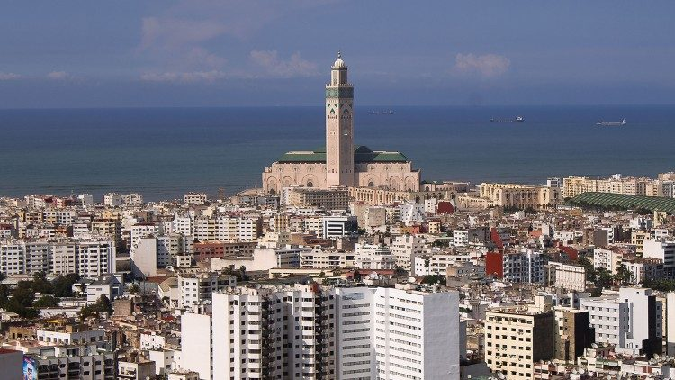 Casablanca is one of the two cities Pope Francis will visit during his apostolic journey to Morocco