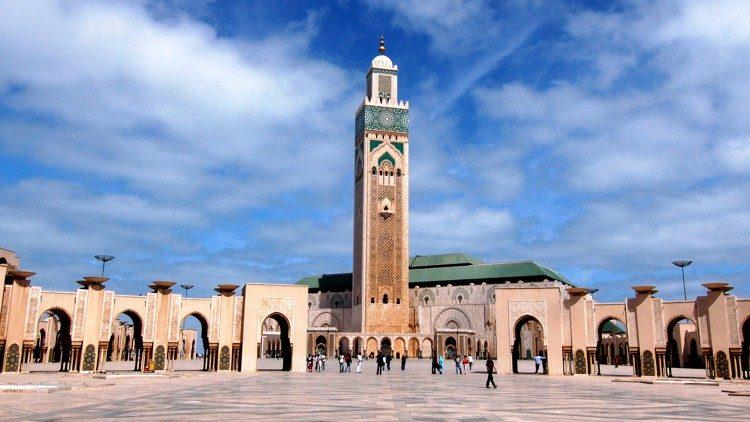 Casablanca en Marruecos