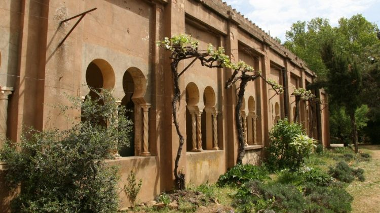 Monastery of Tibhirine, Algeria, where 7 of the new Blesseds lived and died