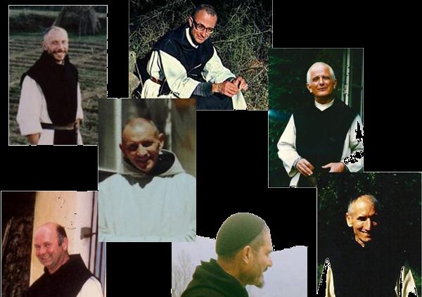 Los siete Monjes de Tibhirine