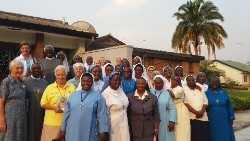 Representatives of the Zambia Association of Sisterhoods