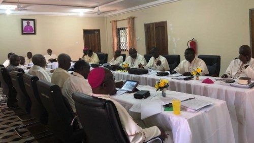 Ghana Bishops Plenary this week