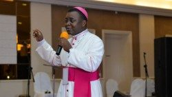 Archbishop Nicodème Anani Barrigah-Benissan of the Archdiocese of Lomè