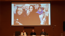 Britain's Ambassador to the Holy See, explains the initiative against sexual violence in conflict launched in 2014.