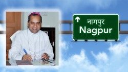 Bishop Elias Gonsalves was appointed the new Archbishop of Nagpur.