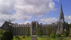 St Patrick's College, Maynooth, Ireland, site of the Irish Bishop's Winter Meeting