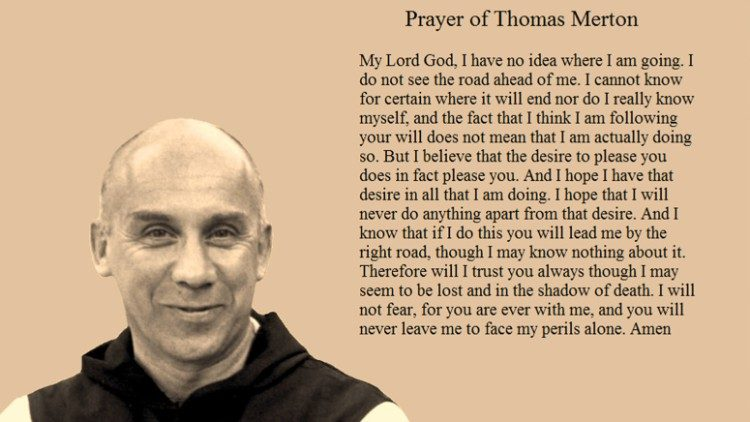 Thomas Merton: 31 January 1915 – 10 December 1968