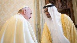 Il programma del viaggio del Papa negli Emirati Arabi