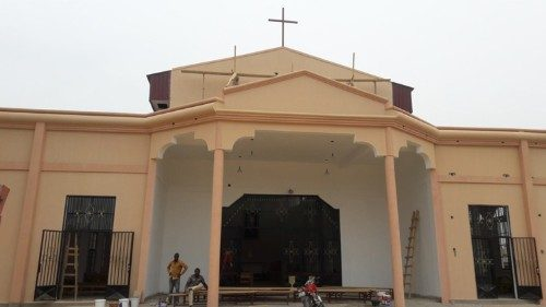L'Eglise de la Miséricorde Divine au Tchad ( Photo Illustration)