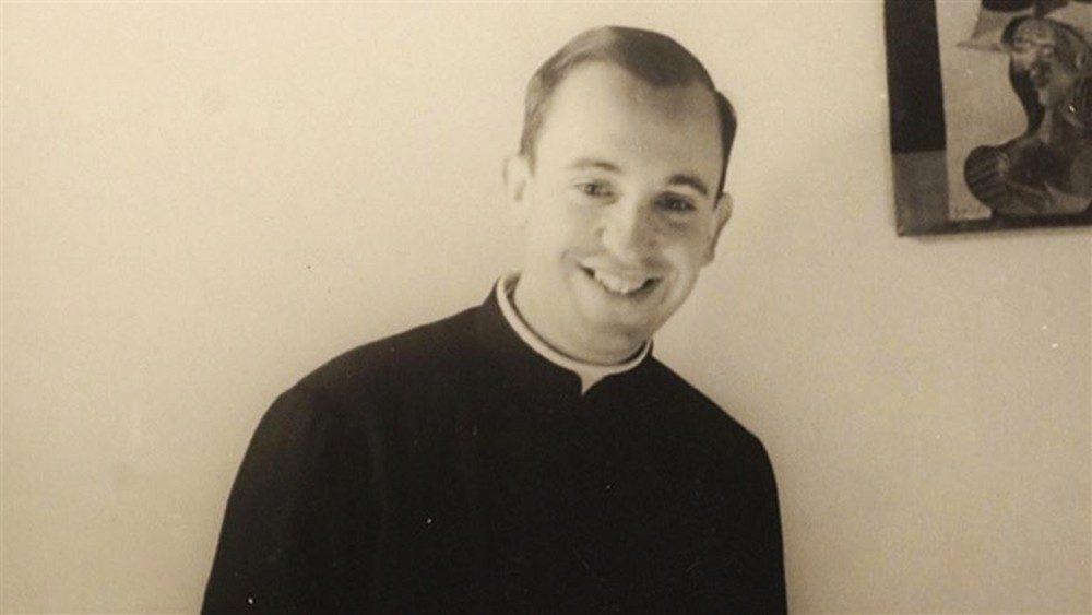 El joven Bergoglio