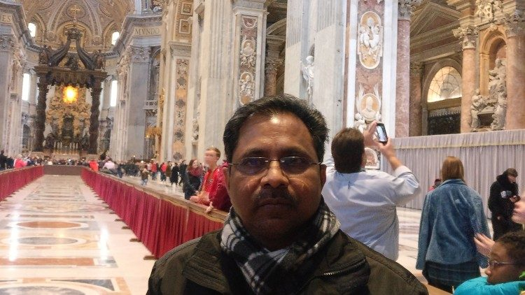 Fr. Jaison Vadassery, Secretary CBCI Commission for Labour and International catholic Commission for Migrants