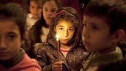 Siria, la presenza francescana come segno di speranza