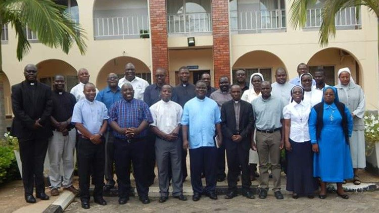 2018.12.19 Pontifical Mission Societies meeting in Zambia