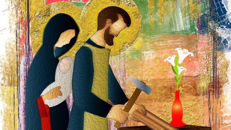 São José, o homem do silêncio e da ação